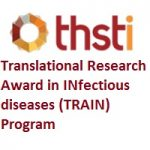Translational Research Award in INfectious diseases (TRAIN) Program