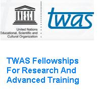 TWAS Fellowships for Research and Advanced Training