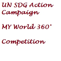 UN SDG Action Campaign MY World 360°