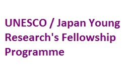 UNESCO Japan Young Researchs Fellowship Programme