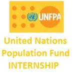 United Nations Population Fund INTERNSHIP Programme