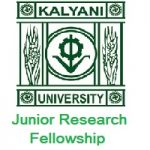 UNIVERSITY OF KALYANI Junior Research Fellowship