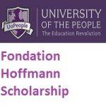 University of the People Fondation Hoffmann Scholarship