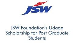 Vidyasaarathi JSW Foundation's Udaan Scholarship
