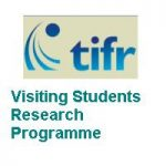 Visiting Students Research Programme In TIFR