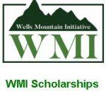 Wells Mountain Initiative WMI Scholarships