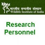 Wildlife Institute of India Research Personnel
