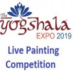 Yogshala Expo Live Painting Competition