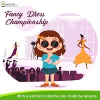 Young Fancy Dress Championship 2020 - VAWSUM SCHOOLS