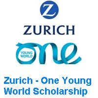 Zurich - One Young World Scholarship